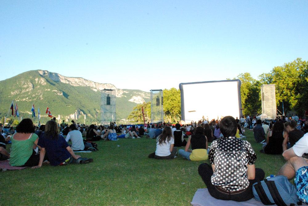 Programme AAA, festival d'Annecy