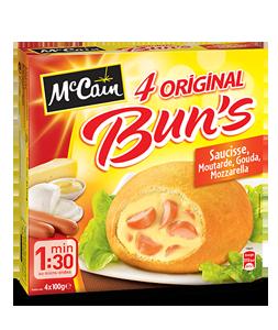 <Photo of French food, 'bun's'>